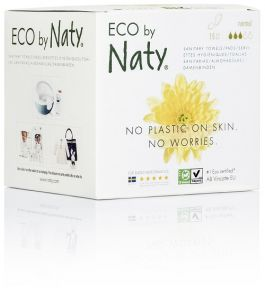 ECO vložky Naty - normal